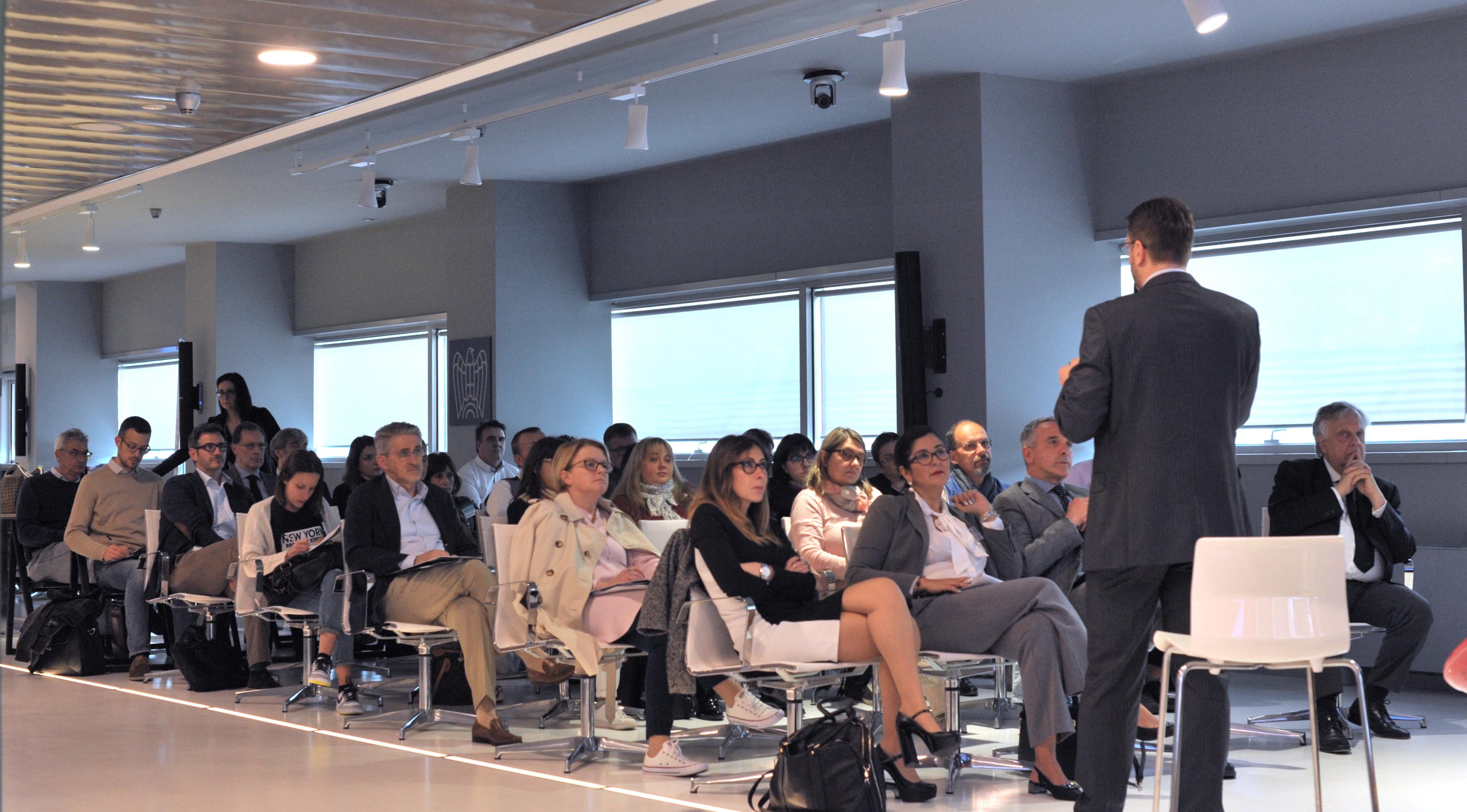 Convegno Euro Executive in Confindustria – Crediti insoluti: parliamone