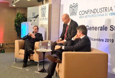 Confindustria: approvato lo statuto di fusione Venezia-Rovigo