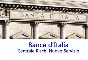 Centrale Rischi: il nuovo servizio della Banca d'Italia